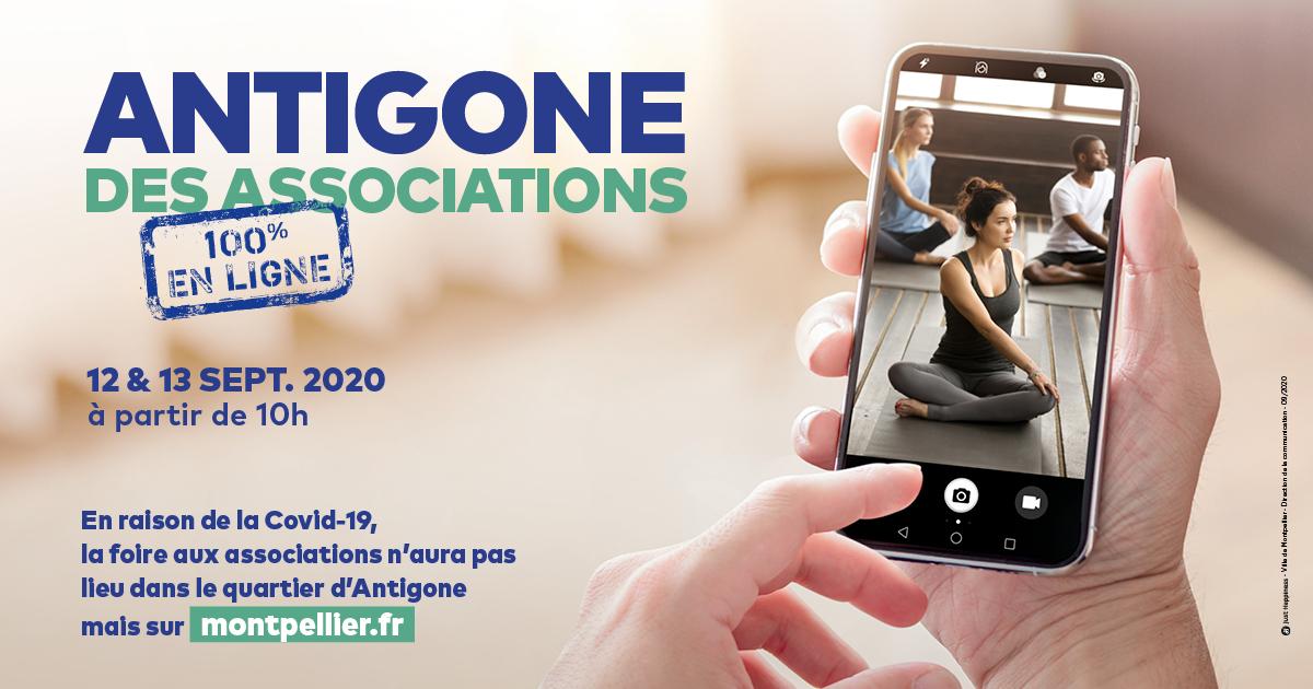 Antigone des associations - Édition 100% digitale