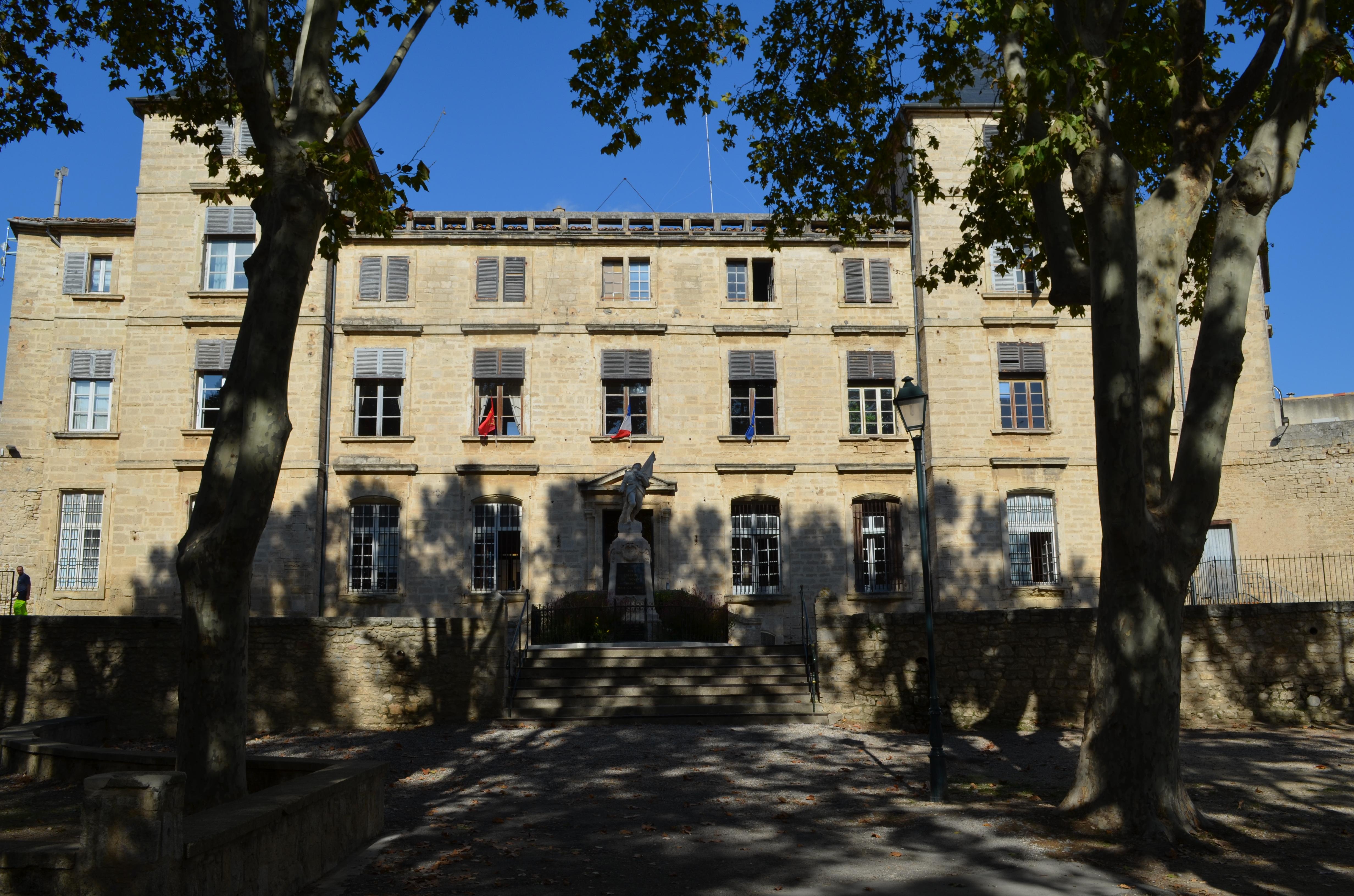 Chateau_facadeParc