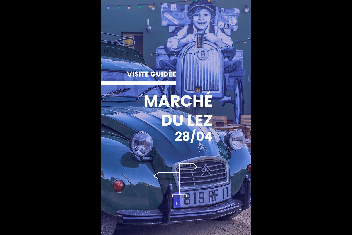 HOUA - Marché du Lez