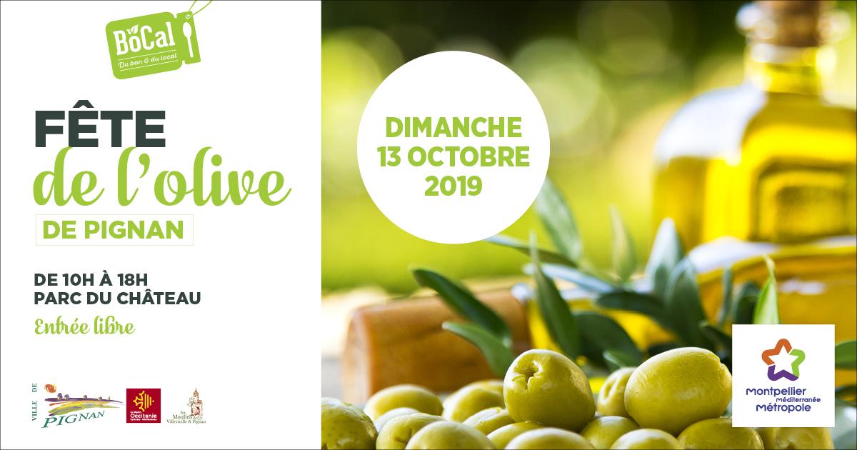 Fête de l'olive à Pignan
