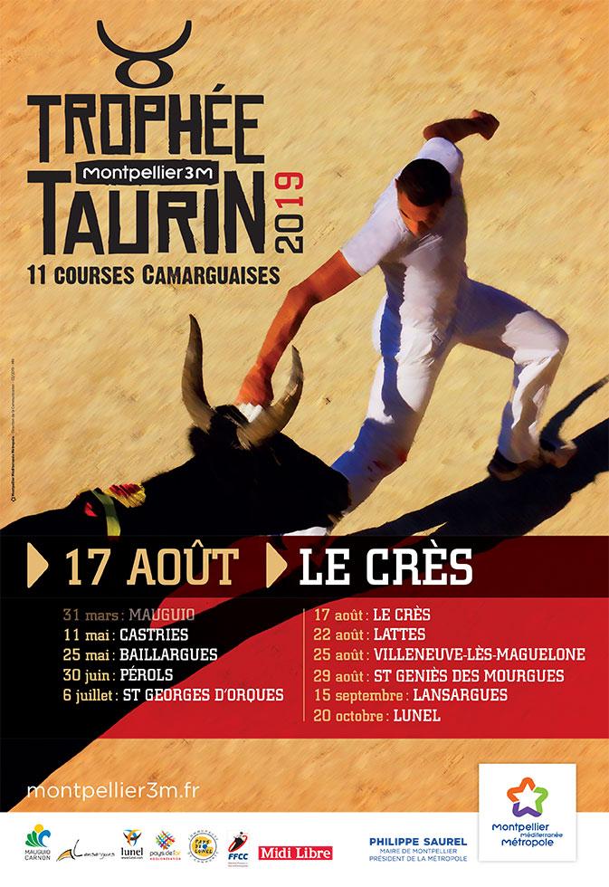 Trophée taurin Le Crès