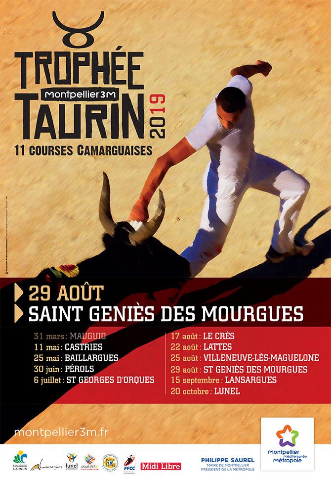 Trophée taurin St-Geniès-des Mourgues