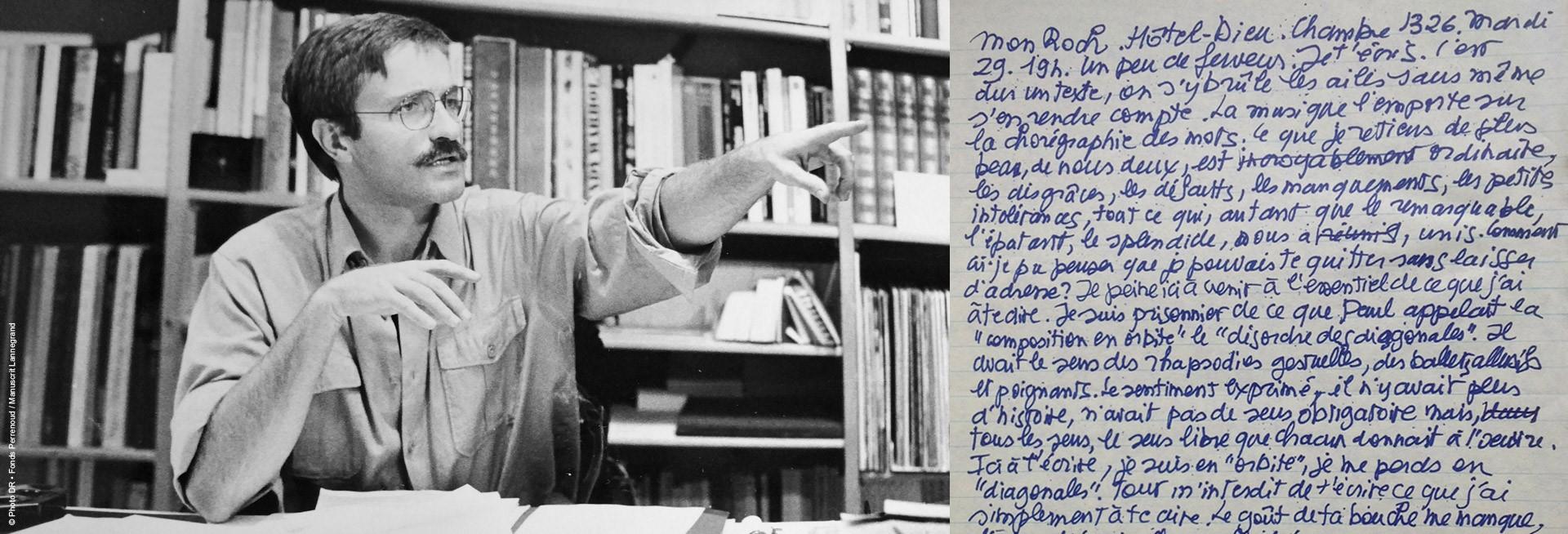 """""""Yves Navarre, Les mots, l'émotion"""" le 4 avril - Médiathèque Emile Zola"""