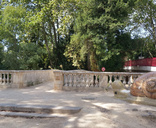 Saint-Brès - Le parc de l'Escargot