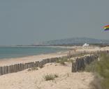 Villeneuve-les-Maguelone - la plage