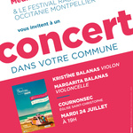 Festival Radio France Occitanie Montpellier | KRISTÎNE BALANAS et MARGARITA BALANAS