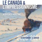 Le Canada & L'impressionnisme - Nouveaux horizons
