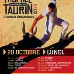 Trophée Taurin Lunel
