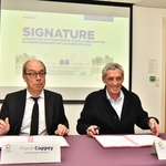 Signature convention Vinci autoroutes