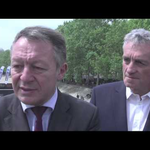 Embedded thumbnail for Visite du Secrétaire d'État Thierry Braillard | FISE 2016
