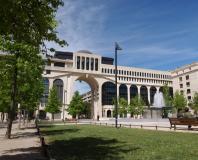 Montpellier - l'Hôtel de l'Agglomération