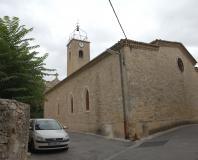 Saint-Brès - l'église