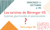 LES TARTINES DE BÉRENGER #5