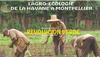 L'Agro-Ecologie de la Havane à Montpellier : des cultivateurs dans un champ