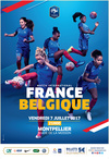 Football Féminin : match de préparation Coupe d'Europe