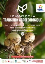 Le mois de la transition agroécologique