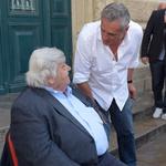 Louis Nicollin et Philippe Saurel