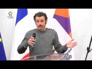 Embedded thumbnail for Conseil de Métropole du 27 janvier 2016