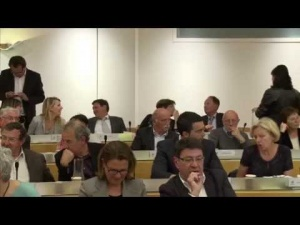 Embedded thumbnail for Conseil d'Agglomération du mardi 22 avril 2014   Partie 2/4