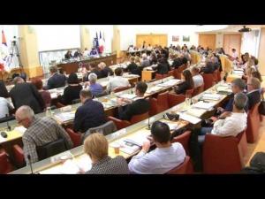 Embedded thumbnail for Conseil de Métropole du 30 septembre 2015