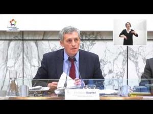 Embedded thumbnail for Conseil de Métropole du 24 février 2016
