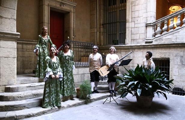 Visite musicale secrètement baroque