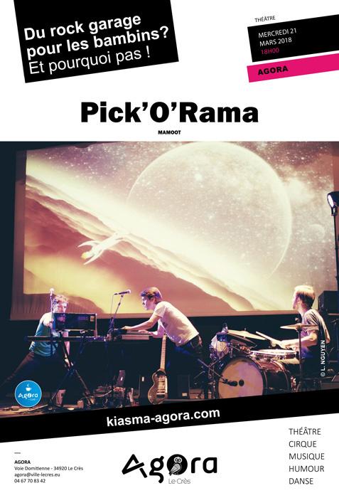 Pick'o'rama
