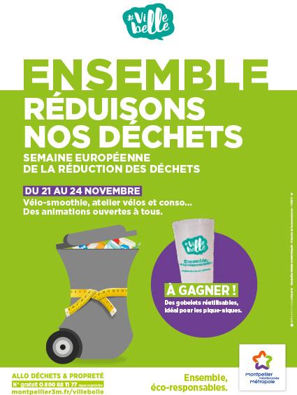 Réduisons nos déchets !
