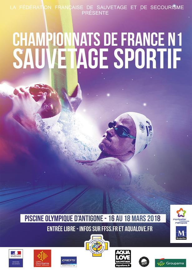 Championnats de France de sauvetage
