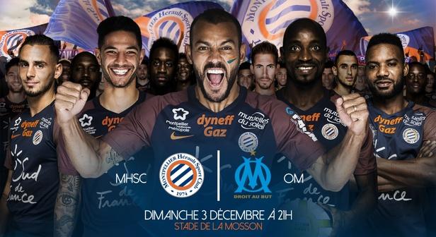 Football : MHSC – OM