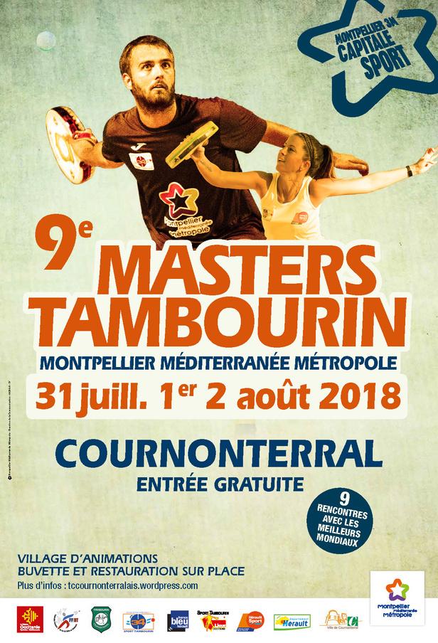 9eme Masters de Tambourin
