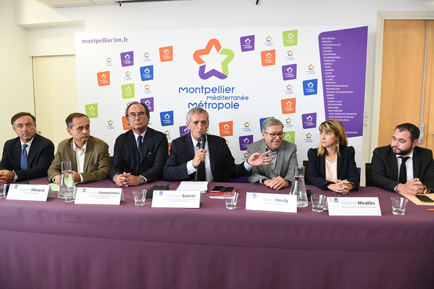 Les élus locaux tirent la sonnette d'alarme sur la Ligne Nouvelle Montpellier Perpignan