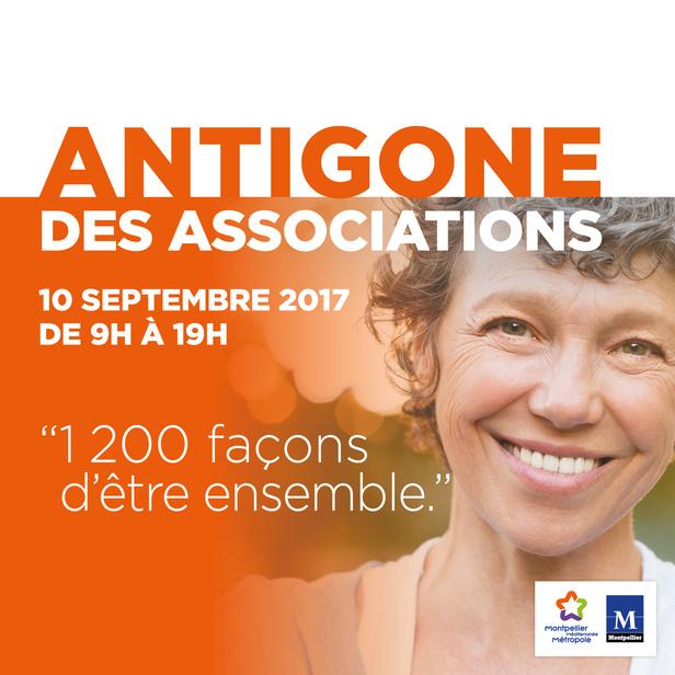 Antigone des Associations
