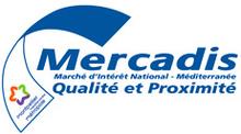 Logo de Mercadis :  carreau des producteurs