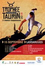 Trophée taurin Lansargues