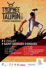 Trophée taurin St-Georges d'Orques