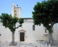 Restinclières - l'église Saint-Cézaire
