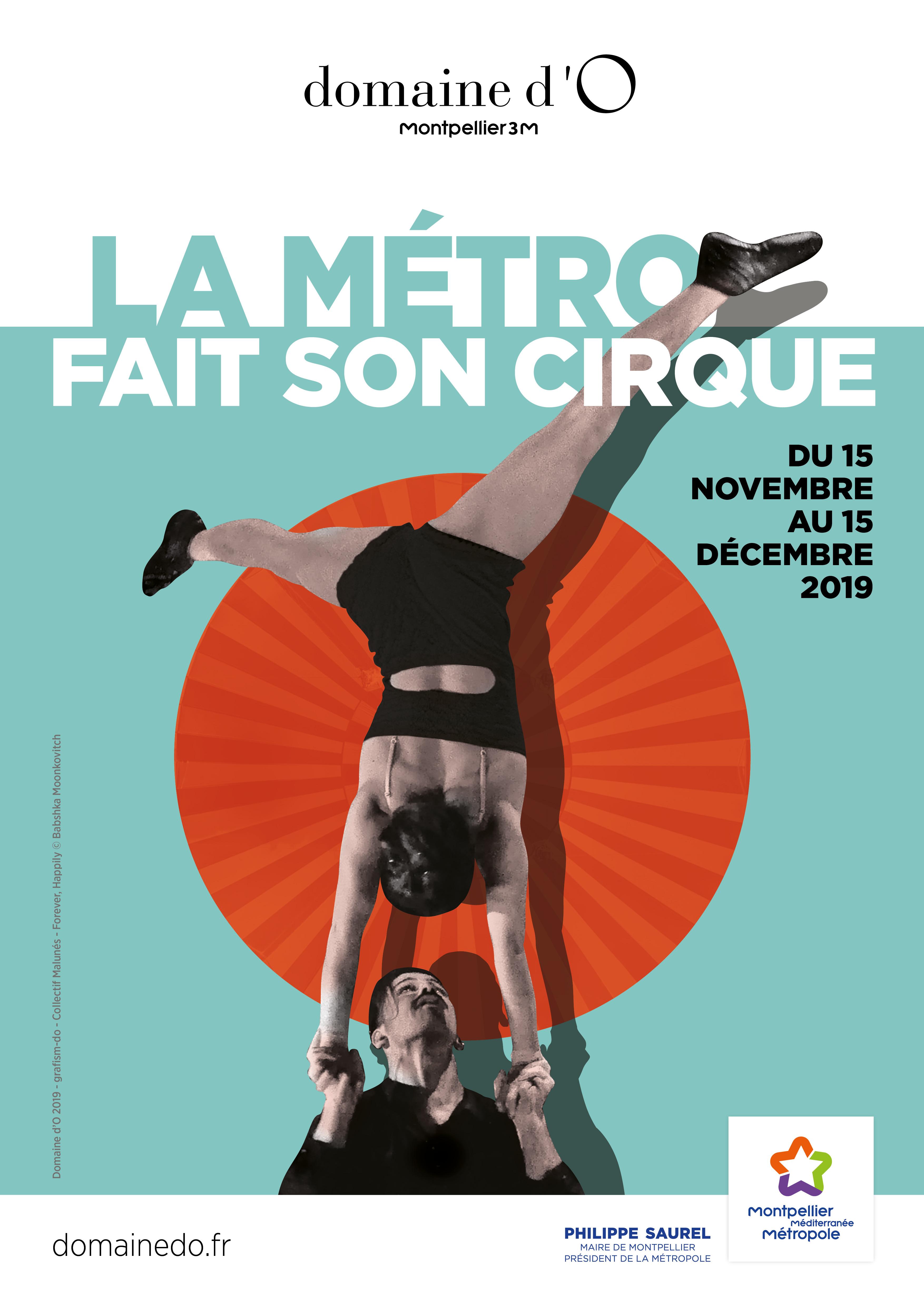 La Métropole fait son cirque